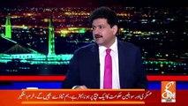 Hamid Mir Makes Fun Of Khurram Dastagir