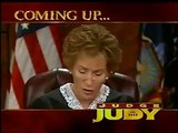 judge judy- fast talking girl inge