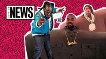 """T-Pain Claims His Beat Inspired Kanye West & Lil Pump's """"I Love It"""""""