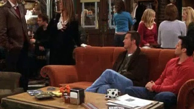 Friends S09E12 The One with Phoebe's Rats