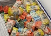 Millions of Dollars' Worth of Illicit Drugs and Cash Seized in Brisbane