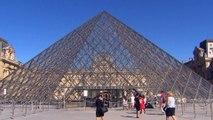 """""""Questions pour un champion""""  depuis Louvre pour les journées du Patrimoine, demain et vendredi à 18h10 sur France 3. Découvrez les premières images"""