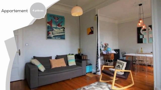 A louer - Appartement - Metz (57000) - 4 pièces - 90m²