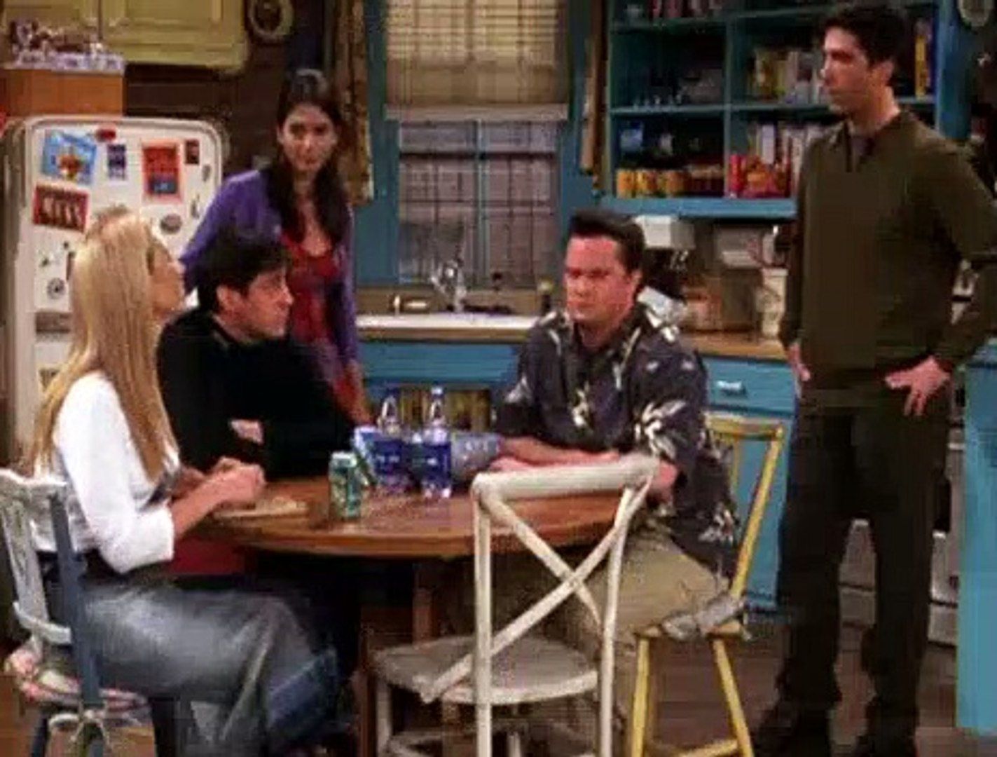 Friends S08E04 The One with the Videotape