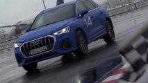 Audi Q3 - ERC Ingolstadt zu Gast im Audi Training Center