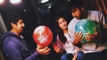 Alia Bhatt & Ranbir Kapoor having fun at the sets of Brahmastra | FilmiBeat