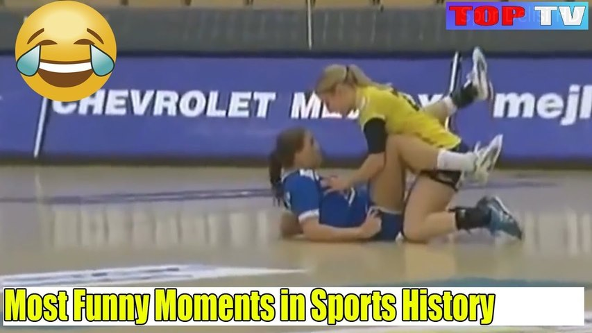 Most Funny Moments in Sports History ● HD  - TOP TV
