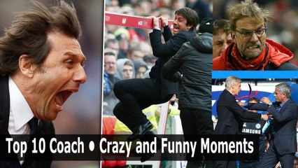 Top 10 Coach • Crazy and Funny Moments • Unbelievable - Top TV