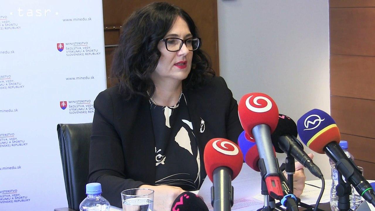 Martina Lubyová - Generálna prokuratúra dala za pravdu ministerstvu školstva