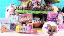 Blind Bag Treehouse #161 Unboxing Squishies Hatchimals Disney Tsum LOL Surprise Toys _ PSToyReviews