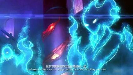 《镇魂街 Rakshasa Street》 19 第九骑士 Ninth Knight(不安的眼神!入侵罗刹街!)