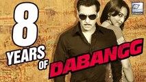 8 Years Of Dabangg: Salman Khan, Sonakshi Sinha  Announce Dabangg 3