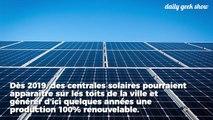 Énergie solaire : la première centrale citoyenne à Paris