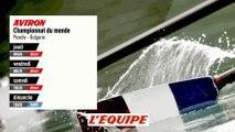 CHAMPIONNATS DU MONDE D'AVIRON, bande-annonce - AVIRON - CHAMPIONNATS DU MONDE