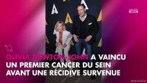 Olivia Newton-John : La star de Grease atteinte d'un cancer