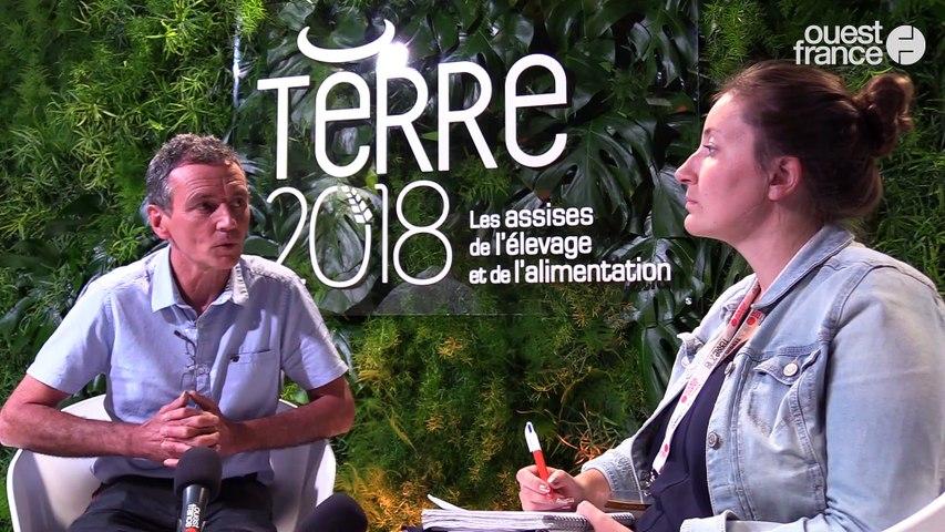 Terre 2018 - Patrice DRILLET, président, Cooperl Arc Atlantique