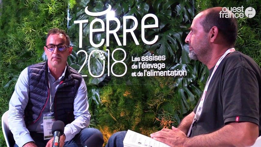 Terre 2018 - Laurent BOURDIL, membre du conseil d'administration, GNIS