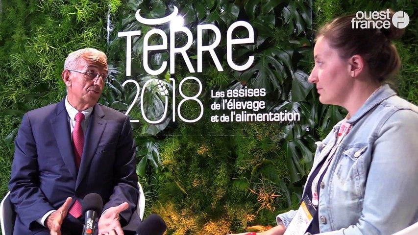 Terre 2018 - Gilles HUTTEPAIN, directeur du pôle Amont, Groupe LDC