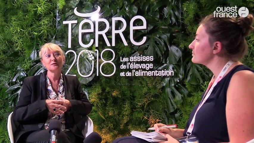 Terre 2018 - Frédérique LEHOUX, directrice générale, GECO Food Service