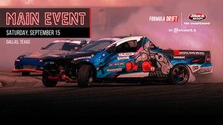 Formula Drift Texas 2018 - Main Event LIVE!