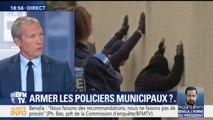 Les policiers municipaux pourront-ils bientôt consulter les dossiers de la police nationale?