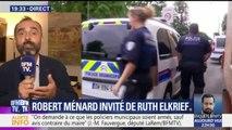 """""""Il faut aller encore plus loin dans les pouvoirs des policiers municipaux"""", demande Robert Ménard"""