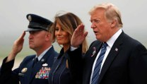 Trump Pays Tribute to Victims of 9/11 Attacks