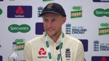 """Joe Root """"asked cook if hes sure, special to end t"""