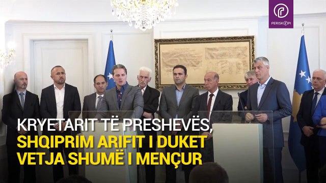 Reagimi qesharak i kryetarit të Preshevës kur gazetari vë në dyshim 'mençurinë' e tij