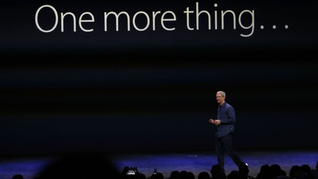 Trump's Tariffs Loom in the Background Before Apple Event