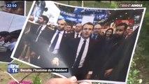 Pendant la campagne, un lien indéfectible s'est tissé entre Alexandre Benalla et Emmanuel Macron