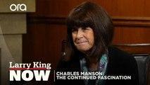 "Former Charles Manson cult member Dianne Lake on feeling ""love bombed"" by Manson"