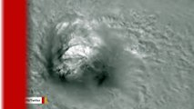 Incredible Satellite View Captures Menacing Eye Of Hurricane Florence