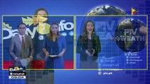 PTV INFO WEATHER: Habagat, pinalalakas ng bagyong Mangkhut