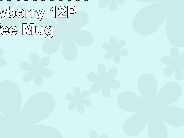 Wedgwood 50105506133 Wild Strawberry 12Pint Coffee Mug