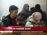 BJ Habibie Masuk Rumah Sakit di Bandung