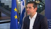 EU's democratic deficit to blame for far-right rise, Tspiras tells Euronews