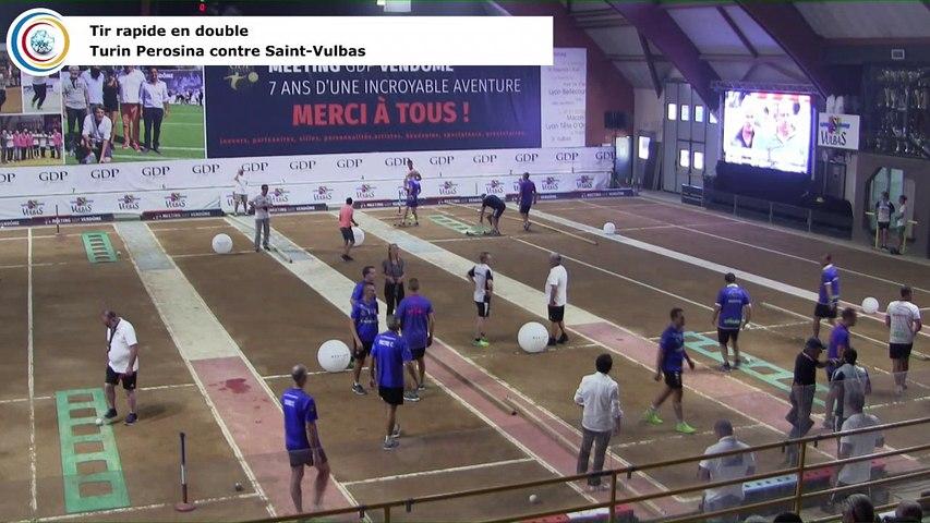 Finale du tir rapide en double, Meeting GDP Vendôme, Saint-Vulbas 2018