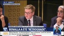 """Bus des Bleus: """"J'ai demandé à Alexandre Benalla d'être le garant de la synchronisation de l'arrivée du bus"""", explique le chef de cabinet d'Emmanuel Macron"""