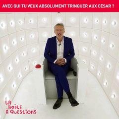 Le Crxssing x La Boîte à Questions: Antoine de Caunes and Paul Taylor