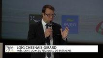 Terre 2018 - Temps forts Ouverture des Assises par Loïg CHESNAIS-GIRARD, Région Bretagne
