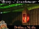 Droles de Noels, Manifestations de Rue, Arles, Pixel Events