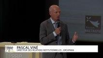 Terre 2018 - Temps forts Intervention de Pascal VINÉ, Groupama