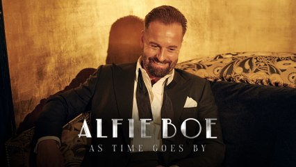 Alfie Boe - As Time Goes By