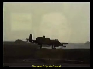 378 Bullet Holes, No Flaps & No Speed Brakes- Still A-10 Makes It Home
