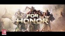For Honor - Présentation du jeu (septembre 2018)