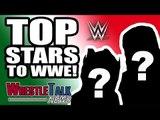 Shawn Michaels WRESTLING RETURN! Top Stars To WWE!   WrestleTalk News Sept. 2018