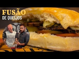 Tecnica do rosbife caseiro receita completa ou Roast Beef  ft. Rafael Machado - Sanduba Insano