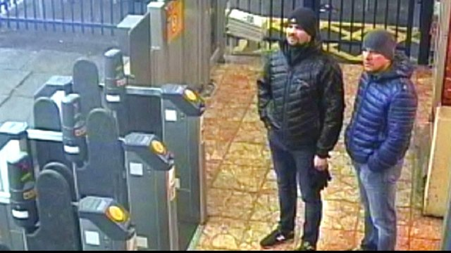 Putin: Skripal poisoning suspects 'civilians, not criminals'