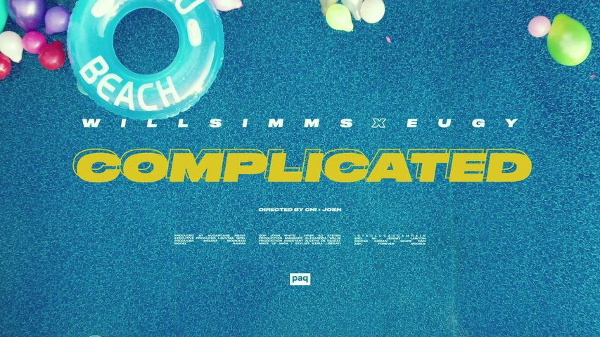 Will Simms - Complicated